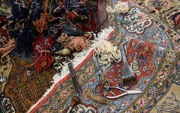 تفاوت فرش ماشینی با دستباف