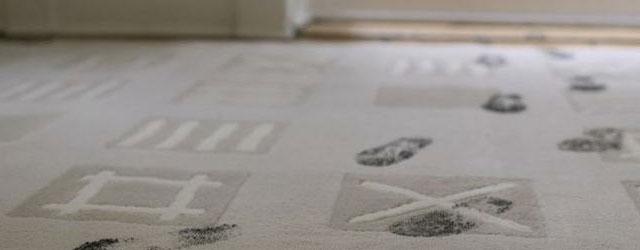 فرش را باید تمیز نگه داریم یا کثیف؟