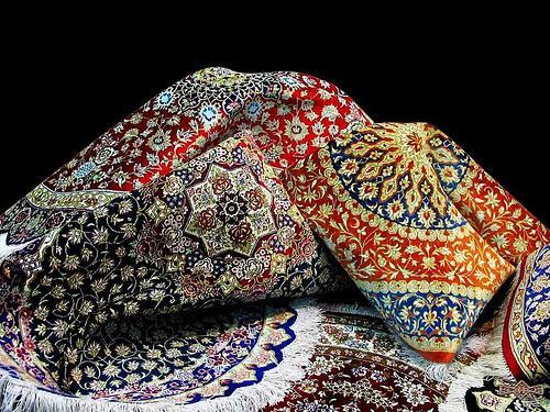 انواع طرح فرش و قالی ایرانی را بشناسیم